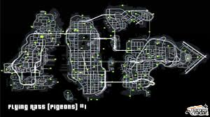 grand theft auto iv cheats flying rats pigeons number 1