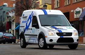 Ford takes first European order for Transit Connect EV