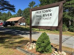 Freetown-Fall River State Forest