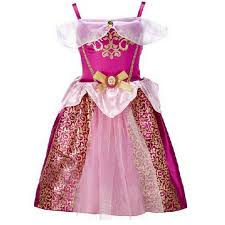 Aurora Halloween Costume Dress Children Snow White Princess Dresses Rapunzel Aurora Kids
