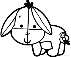 disney cuties coloring pages getcoloringpages com