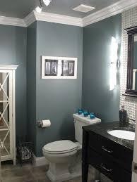 Paint For Bathroom Walls Best 25 Blue Grey Bathrooms Ideas On Pinterest Bathroom Paint