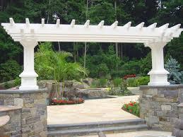 walkway ideas for backyard landscaping ideas by nj custom pool u0026 backyard design expert