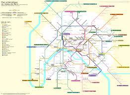 Charles De Gaulle Airport Map Paris Metro Map France