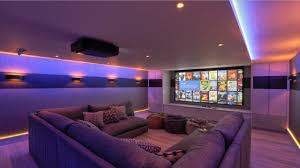 Interior Design For Home Theatre by 30 Home Theater Setup Ideas For 2017 Youtube