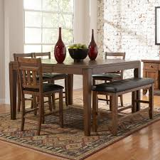 Dining Room Table Sets Cheap Kitchen Table With Bench And Chairs Upholstered Dining Benches