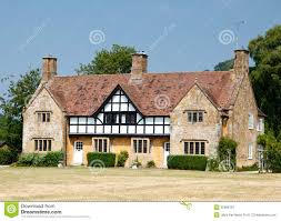 Tudor Style by Traditional Medieval English Mansion Built In Tudor Style Royalty