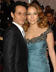 Marc Anthony and J.lo