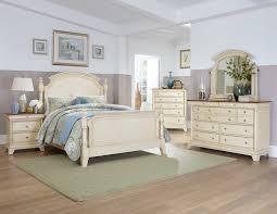 White Bedroom Furniture Design Homelegance Inglewood Ii Bedroom Set White B1402w Bed Set