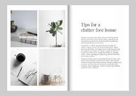 design a magazine like kinfolk u2013 free template