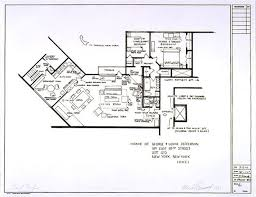 742 Evergreen Terrace Floor Plan 19 Best Tv Show Floor Plans Images On Pinterest Architecture