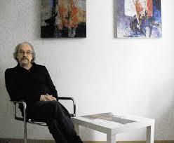 Die Designerin Alexandra Meier startet das Konzept \u0026quot;Deskart\u0026quot; / Erste Präsentation mit Bildern von Arnulf Struck. - 58240112