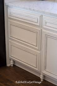 Stain Unfinished Kitchen Cabinets by Stock Unfinished Cabinets From Home Depot With Decorative Moulding
