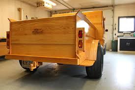Old Ford Truck Model Kits - custom built all wood ford pickup truck