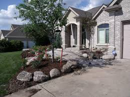 Landscaping Supplies Lincoln Ne by Construction U0026 Remodel Ideas Landmark Landscapes U0026 Construction