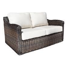 White Resin Wicker Outdoor Patio Furniture Set - cool resin wicker patio furniture for all weather hgnv com