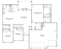 cottonwood floor plan rambler new home design nilson homes with