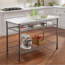 marble top kitchen island large u2014 home ideas collection using