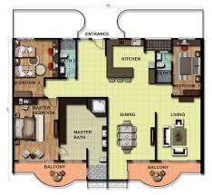 Studio Apartment Design Plans Beautiful Apartments Design Plans D On Inspiration
