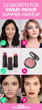 13 summer makeup tips weather makeup