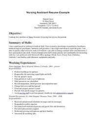 Student Resume Examples No Experience by Download Cna Resume Samples Haadyaooverbayresort Com