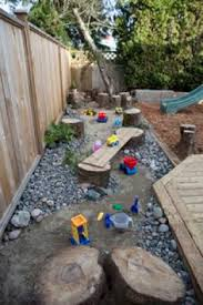 Backyards For Kids by Construction Site Gravel Pit Construction Plays And Gardens