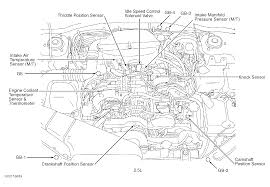 i have a manual 2001 subaru legacy with a 2 5l engine where