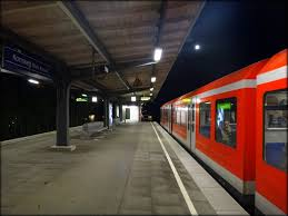 Kornweg station