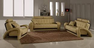 Livingroom Sets Modern Living Room Furniture Los Angeles Modern White Leather