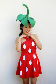 Cute Monster Halloween Costume by Best 25 Fruit Costumes Ideas On Pinterest Strawberry Costume