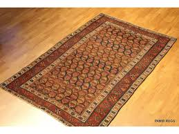 Persian Rugs Nyc by Kurdish Rug Northern Iran Tribe Butteh Design Vintage Iranian
