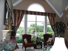 window treatments for large window 25 best large window white stained wooden window frame using two tone striped pattern