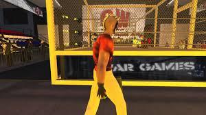 Halloween Havoc 1995 Osw by Full Tilt War Games Match Youtube