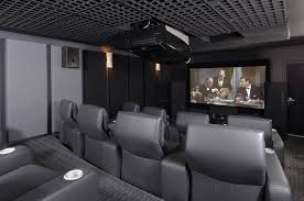 Home Theater Design Pictures Interior Enchanting Home Theater Decorating Ideas Using Light