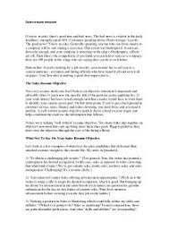 Resume Headline Examples by Examples Of Resumes Sample Resume Template Malaysia In Germany