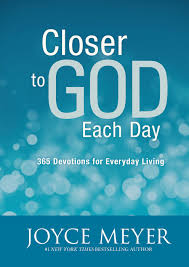 thanksgiving day devotions closer to god each day joyce meyer