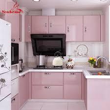 pink paint waterproof vinyl decorative film self adhesive pink paint waterproof vinyl decorative film self adhesive wallpaper roll for kitchen furniture stickers pvc home