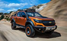 monster truck shows in colorado is this chevy colorado xtreme concept a glimpse at the next