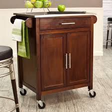 Kitchen Islands Carts by Kitchen Island Cart Wheels Decoraci On Interior
