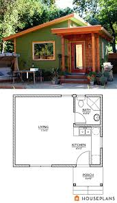 modern style house plan studio 1 baths 320 sq ft plan 890 2 modern style house plan studio 1 baths 320 sq ft plan 890