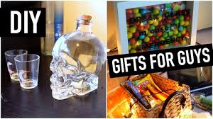 diy gift ideas for guys best friend brother dad etc last