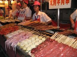 El problema de la alimentación en China
