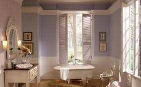 Paint For Bathroom Walls Bathroom Paint Color Selector The Home Depot