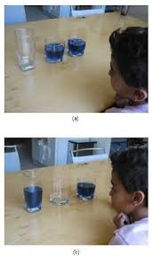 Piaget     s Theory of Conservation  When One Cup of Water is Less