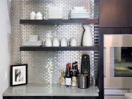 Mosaic Tiles For Kitchen Backsplash Kitchen Glass Subway Tile Backsplash Glass Metal Backsplash 4