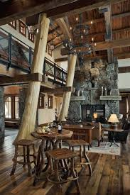 Lodge Living Room Decor by 232 Best Cabin Decor Images On Pinterest Home Projects And