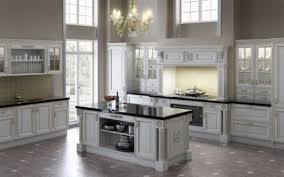 Red White And Black Kitchen Ideas Kitchen Beautiful Black Red White Wood Glass Stainless Modern