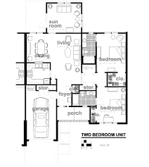 Sunroom Floor Plans by Floor Plans For Cottages At Woodland Terrace