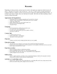 Oncology Nurse Resume Objective Sample Resume For Leadership Position Sample Leadership Resume