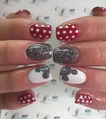 best 10 disney gel nails ideas on pinterest disney manicure